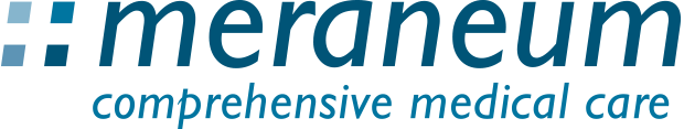 Meraneum MVZ Logo Farbe Groß