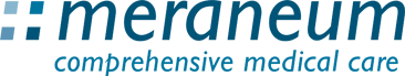 Meraneum MVZ Logo Farbe