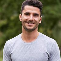 Profil Ramin Waraghai, Sportwissenschaftler, Gesundheits- und Life-Coach, Personal Trainer, Buchautor